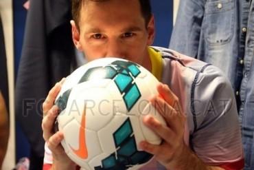 El mejor recuerdo de Messi