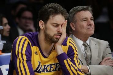 Los Lakers encajan la peor derrota de su historia