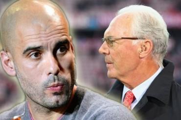 Beckenbauer critica al Bayern de Guardiola