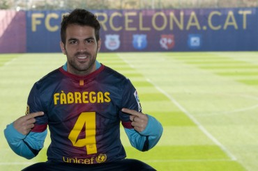 """Cesc: """"El Madrid no me impresionó"""""""