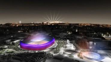 VIDEO]: Ya se ve el Camp Nou del futuro