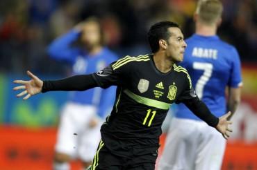 España gana a Italia en un gran partido