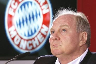 El presidente del Bayern admite deuda de 27.2 millones de euros