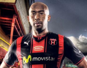 Con gol de Jerry Palacios Alajuelense avanzó a semifinales de la Liga de Concacaf