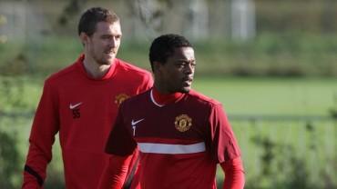 Evra y Fletcher abandonarían Manchester United