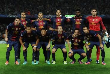 Deporte español apoya al Barça
