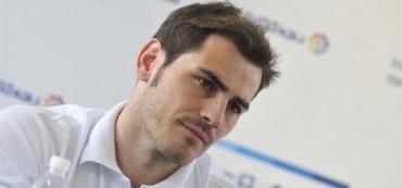 """Casillas: """"Cuando acabe mi contrato me plantearé si sigo en el Madrid"""""""