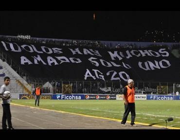 """Motaguenses incondicionales con el Amado """"Lobo"""" Guevara"""
