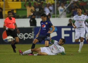 ¡De carambola! Motagua logra 3 puntos en Puerto Cortés