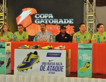 La Copa Gatorade se jugará a nivel nacional