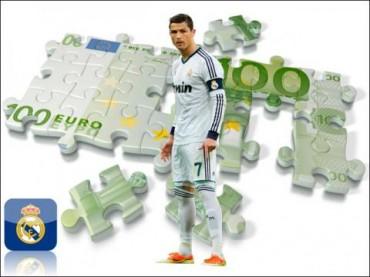 Cristiano Ronaldo es el futbolista con más dinero del mundo