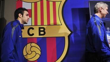 Wenger apoya la sanción de FIFA al Barça