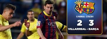 Barcelona sigue soñando con el titulo de Liga