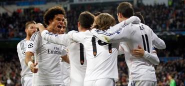 Madrid labra el camino rumbo a Semis
