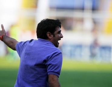 "Diego Vázquez: ""Me voy contento, no conforme"""