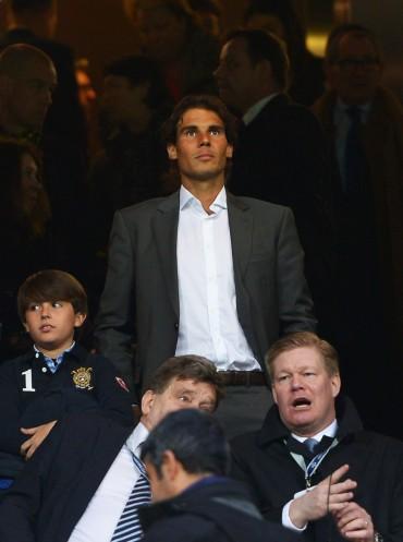 """Nadal: """"Dimitrov está llamado a guiar a la siguiente generación"""""""