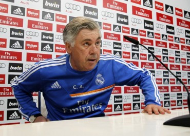 """Ancelotti: """"Vamos a dar descanso a Cristiano"""""""