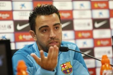 "Xavi: ""Algún compañero de Selección ha sido injusto con Busquets"""