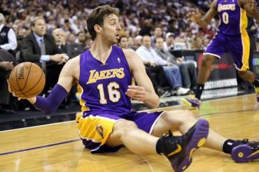 """Lakers: """"Estamos muy interesados en que Pau Gasol siga"""""""