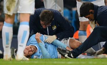 Alarmante lesión de Silva a 52 días para el inicio del Mundial