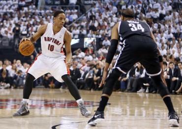 Los Raptors ganan un partido de Playoffs seis años después