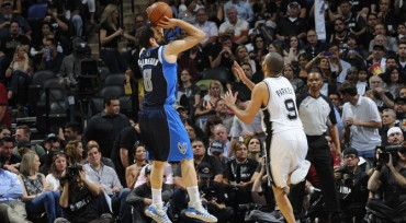 Otra sorpresa: los Mavs le roban el factor cancha a los Spurs