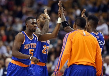 Tim Hardaway Jr. y los Knicks superan a los Chicago Bulls
