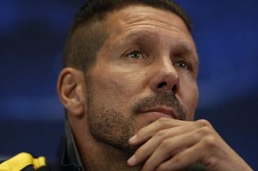 """Simeone: """"Chelsea y Atleti no son iguales"""""""