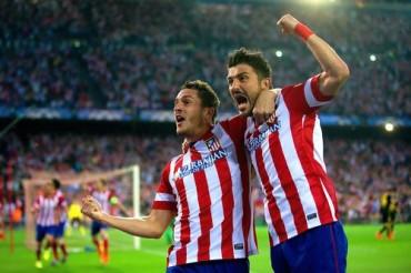 Barcelona cayó 1-0 con Atlético, y fue eliminado de la Champions