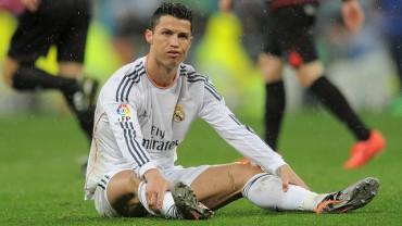 Cristiano es seria duda para la final de Copa del Rey