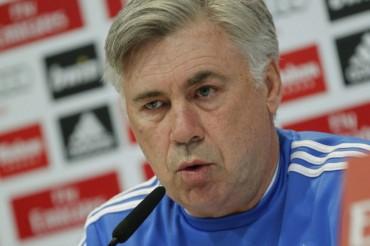"""Ancelotti advierte de las """"contras"""" del Borussia Dortmund"""