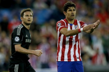 La afición del Chelsea ya aclama a Diego Costa