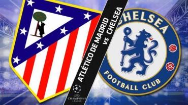 Atlético-Chelsea, un encuentro vibrante por la semifinal de la Champions League