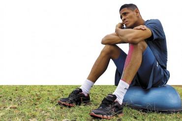 """Juan Pablo Montes: """"No me veo fuera del Mundial"""""""