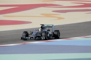 Hamilton quiere una nueva pole en Bahrein