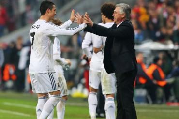 """Ancelotti: """"Ha sido un partido perfecto"""""""