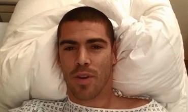 """VIDEO: Valdés: """"Estoy muy feliz de cómo ha ido todo"""""""