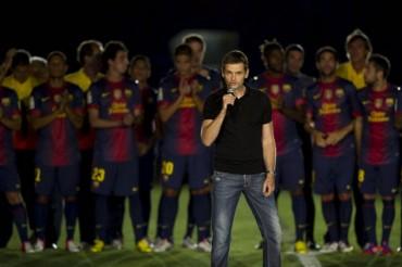 La emotiva carta de Tito Vilanova