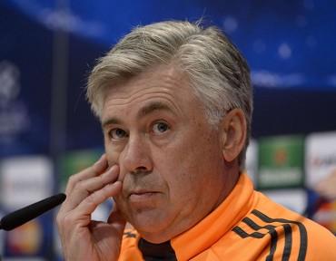 Ancelotti confía en que Cristiano juegue contra el Bayern