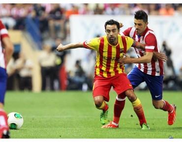 Xavi: La clave ante el Atlético es adelantarse en el marcador