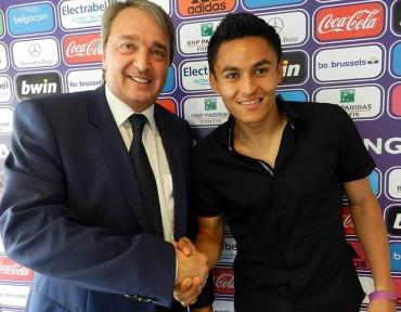 Najar estará hasta 2018 con el Anderlecht