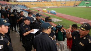 Prometen seguridad en la gran final del futbol hondureño