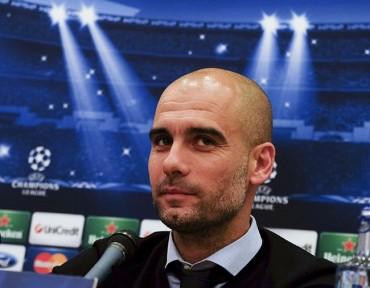 """""""Ojalá Cristiano pueda jugar"""" la semifinal de Champions, dice Guardiola"""