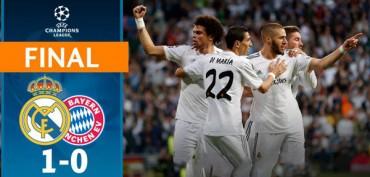 El Real Madrid gana el primer asalto ante el Bayern