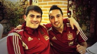 Cazorla dice que Iker Casillas le preguntó cómo es la Premier
