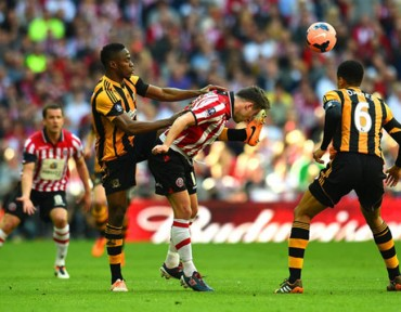 Hull City y Maynor Figueroa jugará la final de Copa contra Arsenal