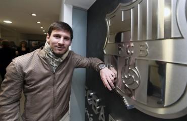 Reunión muy positiva entre el Barça y Messi para su renovación