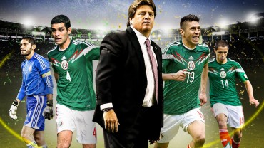 México nombra a sus 23 convocados para Brasil 2014