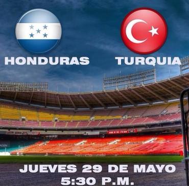 """La """"H"""" se enfrentará a Turquía en la primera prueba mañana antes del Mundial"""