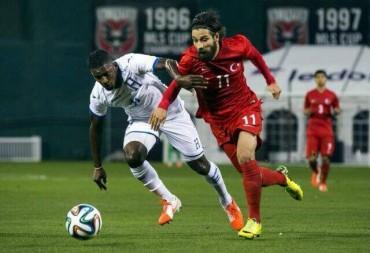 Hondureños desilusionados por derrota ante Turquía a pocos días del Mundial